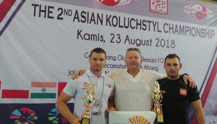 Pierwsi Polscy medaliści w historii Asian Games