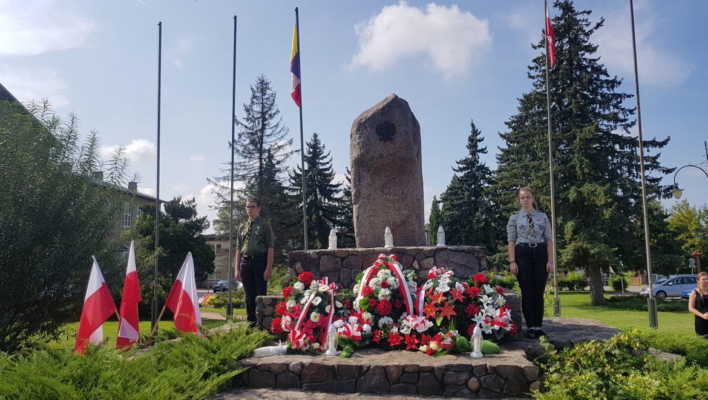 Choroszcz upamiętniła 79 rocznicę wybuchu II WŚ [GALERIA]