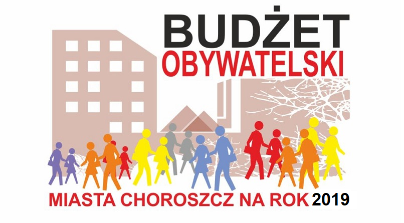 Budżet Obywatelski Miasta Choroszcz na 2019 rok – konsultacje społeczne. Zagłosuj na swój projekt!