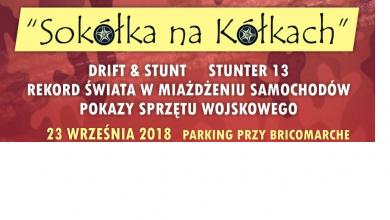 Już jutro palenie opon i ryk silników zabrzmi w Sokółce.