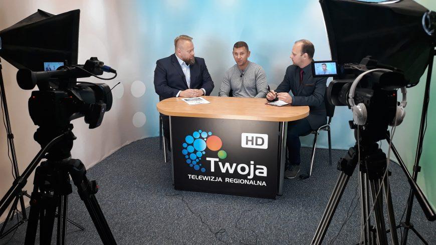 Kandydaci na radnych Białegostoku w Twojej Telewizji Regionalnej