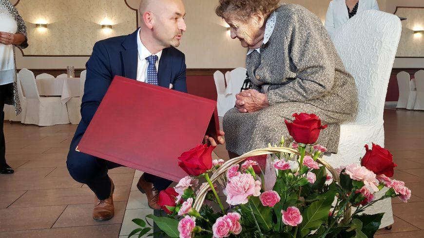 Mieszkanka Gminy Choroszcz skończyła 100 lat!