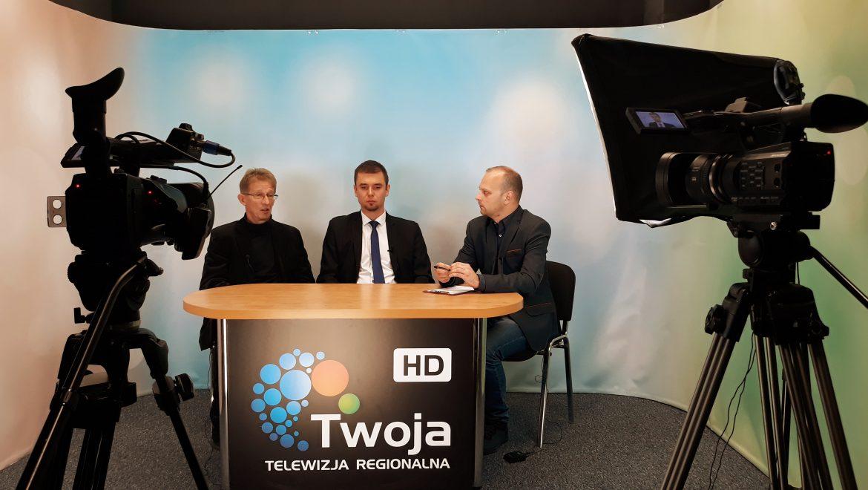 Komentarz powyborczy na antenie Twojej Telewizji Regionalnej