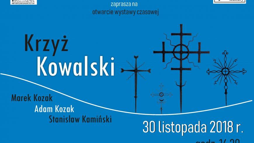 """""""Krzyż kowalski"""" – nowa wystawa w sokólskim Muzeum"""