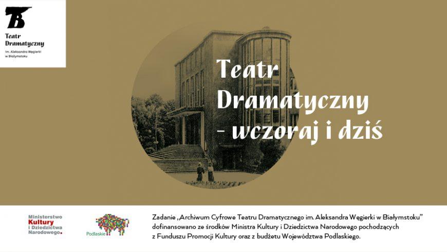 Teatr zaprasza