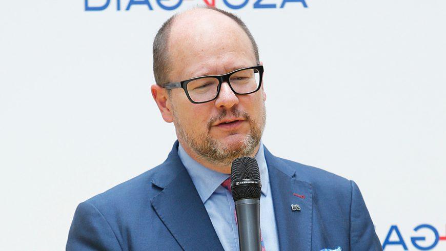 Oświadczenie prezydenta Tadeusza Truskolaskiego