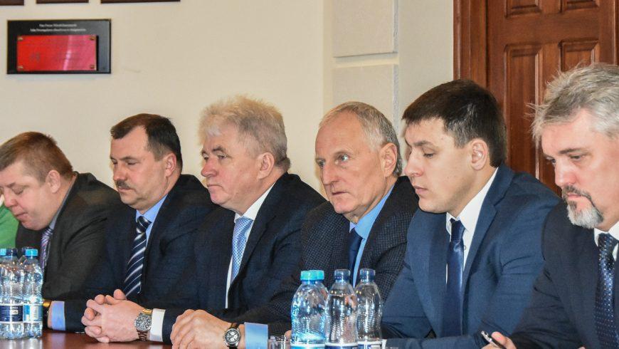 Wizyta przedsiębiorców z Białorusi