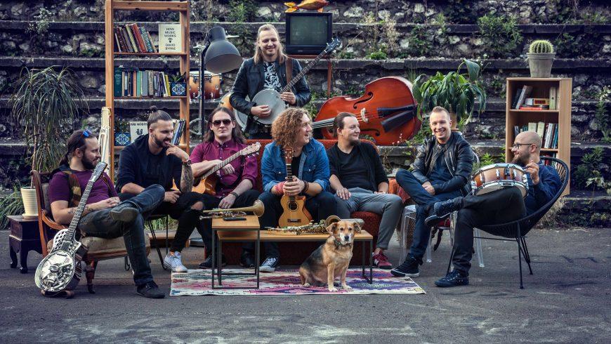 Kraków Street Band urzeka swobodą i pozytywną energią!