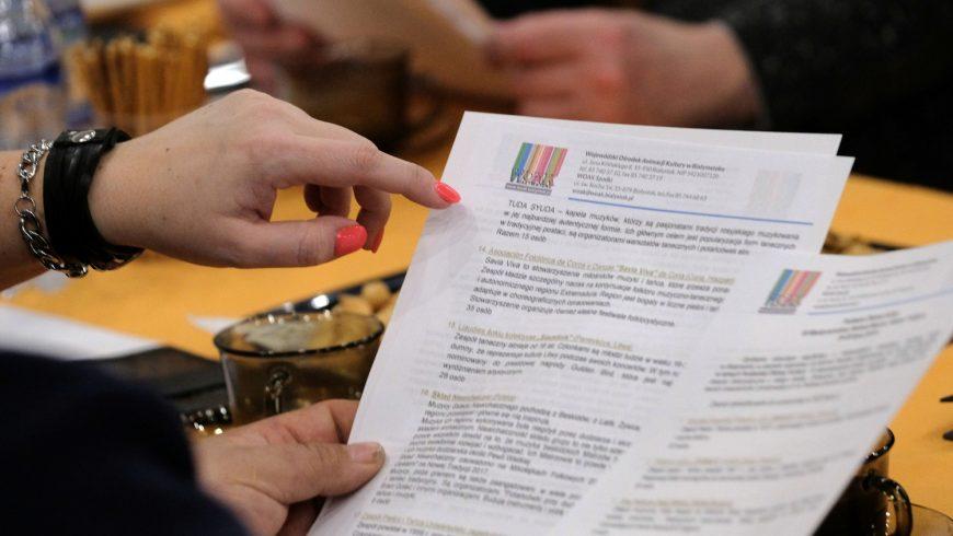 Podlaskie gminy garną się do Oktawy