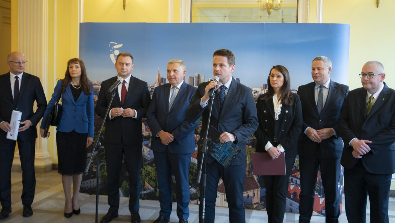 Prezydenci metropolii o zmianach w edukacji