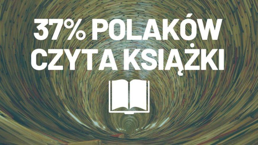Stan czytelnictwa w Polsce 2018