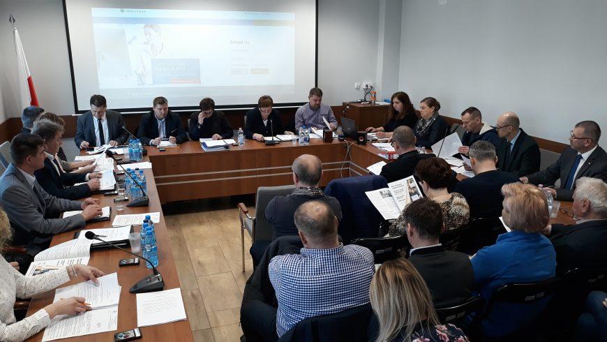 VI Sesja Rady Miejskiej w Zabłudowie VIII Kadencji NA   ŻYWO