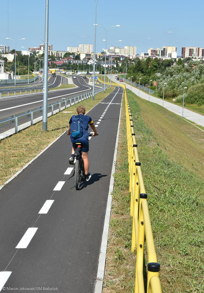 W Białymstoku będą nowe ścieżki rowerowe