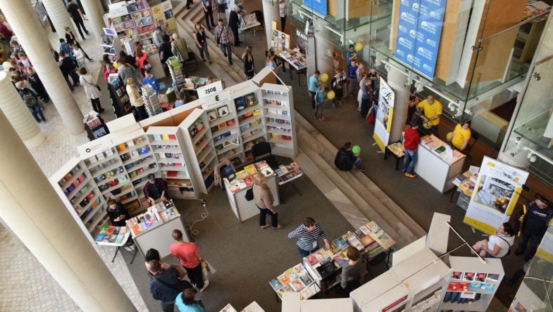 Książnica Podlaska na VIII Międzynarodowych Targach Książki w Białymstoku