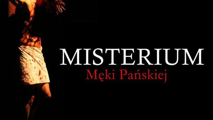 Misterium Męki Pańskiej w Knyszynie. Po raz pierwszy