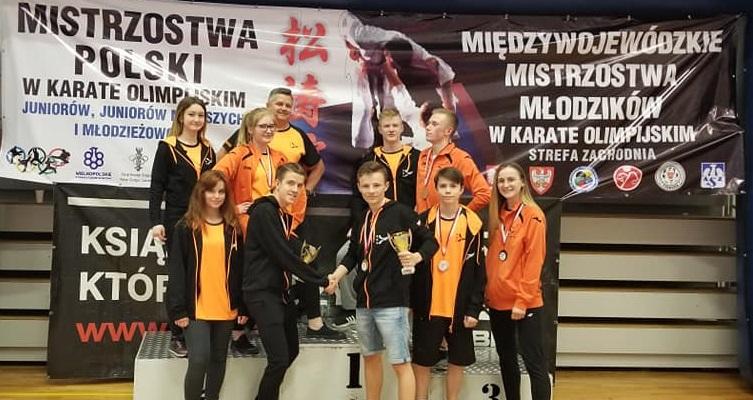 6 medali Białostockiego Klubu Karate na Mistrzostwach Polski!!!
