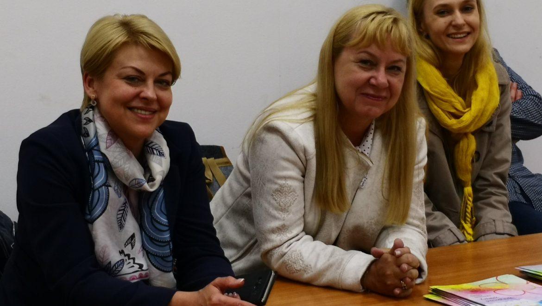 Pracownicy Książnicy Podlaskiej z wizytą w Grodnie