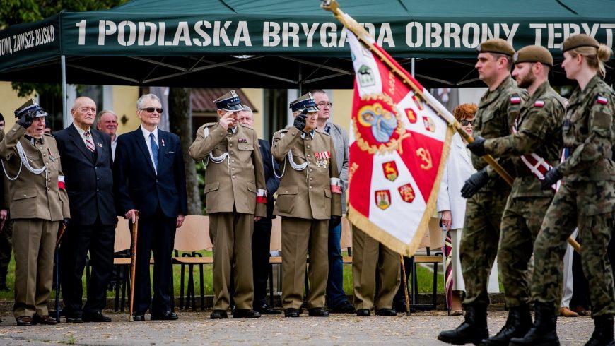 Podlascy Terytorialsi obchodzili swoje święto