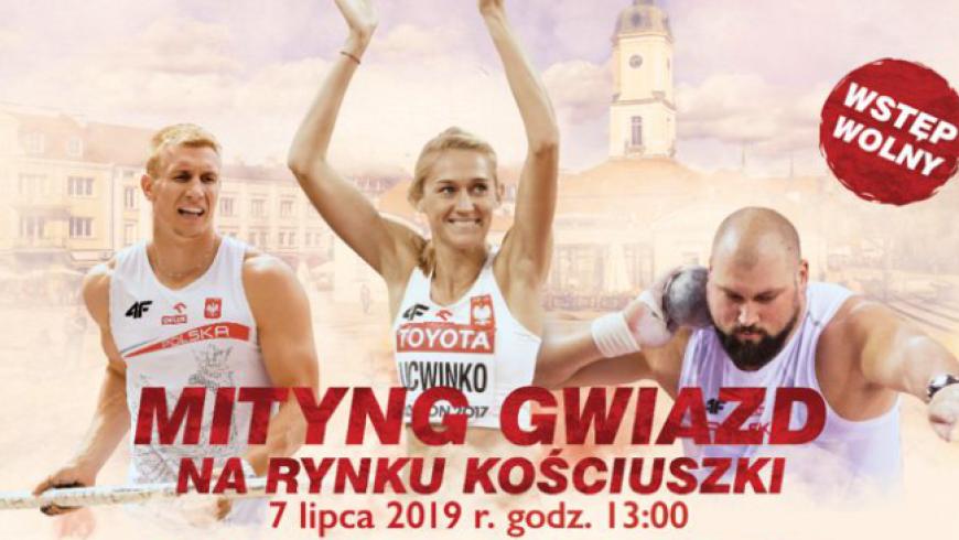 Mityng Gwiazd w Białymstoku