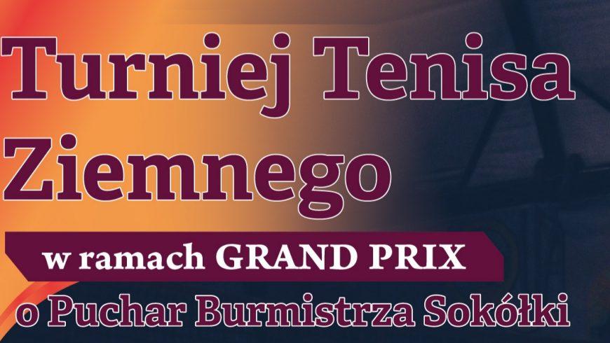 Turniej Tenisa Ziemnego w Sokółce