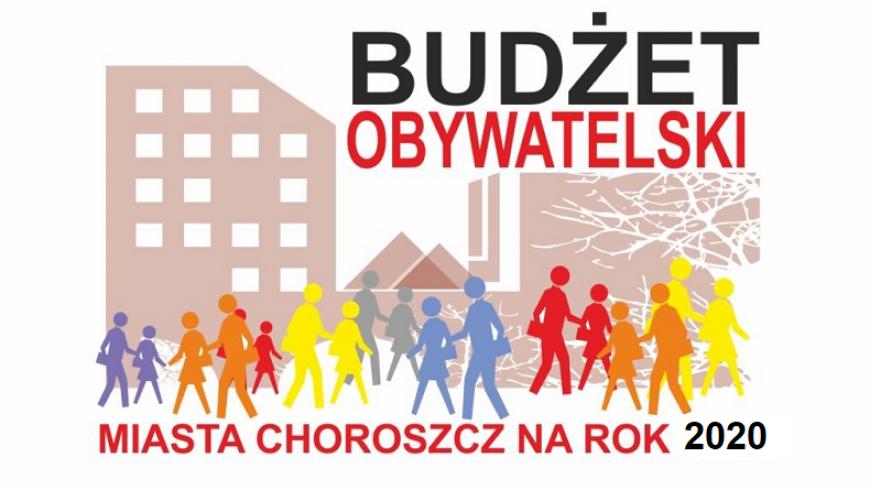 Budżet Obywatelski Miasta Choroszcz na 2020 rok – od 23 lipca można zgłaszać projekty. Zapraszamy!