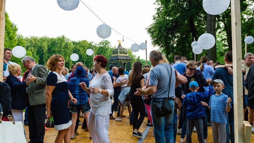 Kolejna miejska potańcówka w Białymstoku