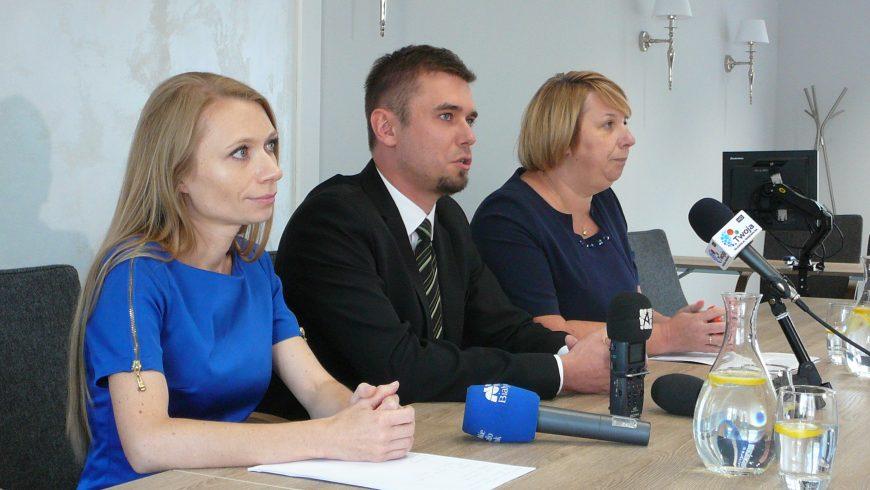 Konferencja Prasowa w Wasilkowie