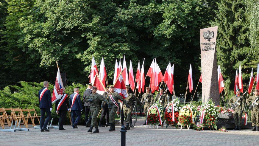 1 Podlaska Brygada Obrony Terytorialnej uczciła pamięć o Powstaniu Warszawskim