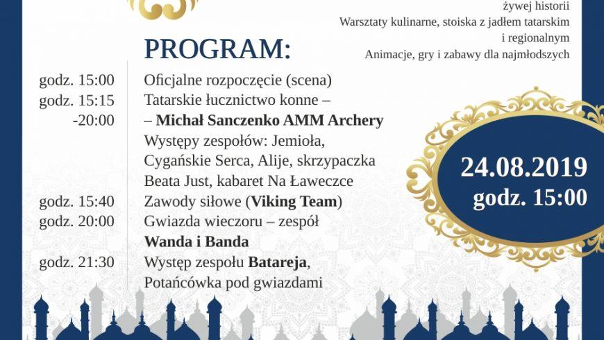 Przed nami XXI Letnia Akademia Wiedzy o Tatarach