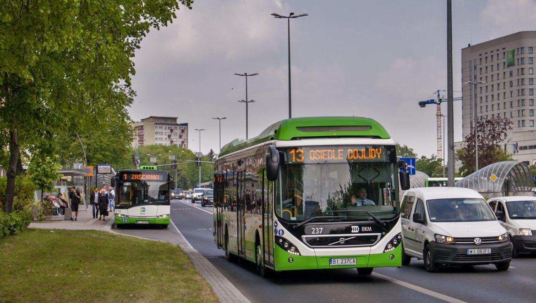 W Białymstoku pojawią się nowe autobusy hybrydowe