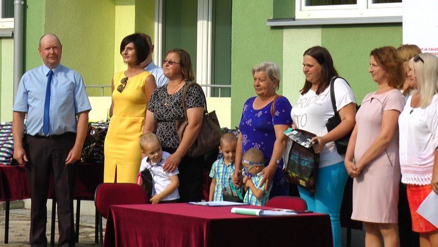 Początek roku szkolnego w Specjalnym Ośrodku Szkolno-Wychowawczym w Sokółce