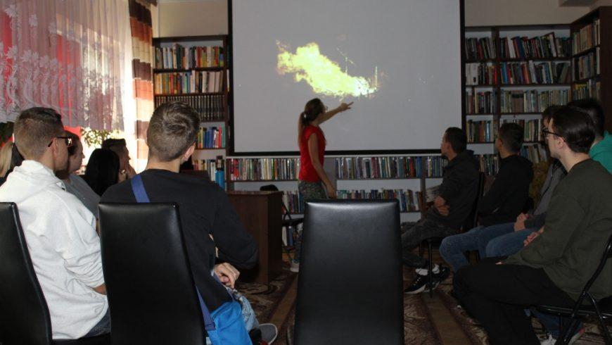 Warsztaty rozwoju osobistego w Bibliotece Publicznej w Sokółce