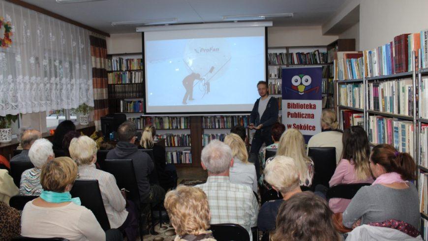 Spotkanie z podróżnikiem w Sokółce