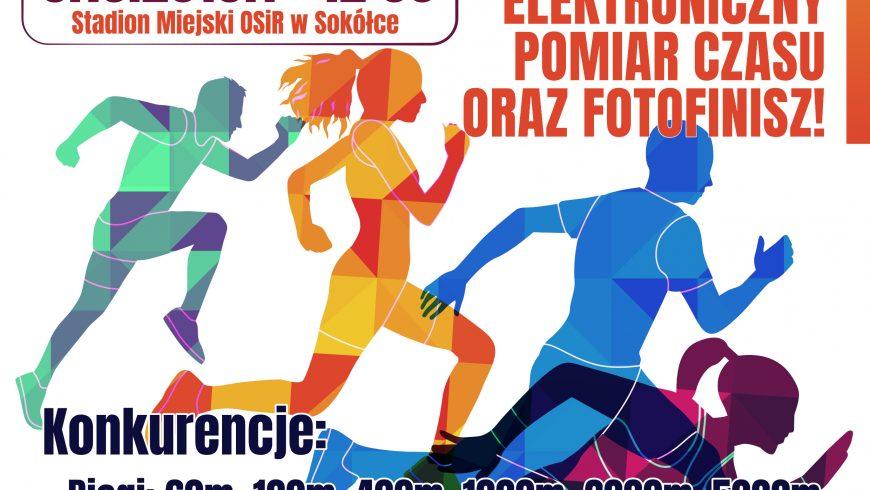Mistrzostwa Sokółki w lekkiej atletyce