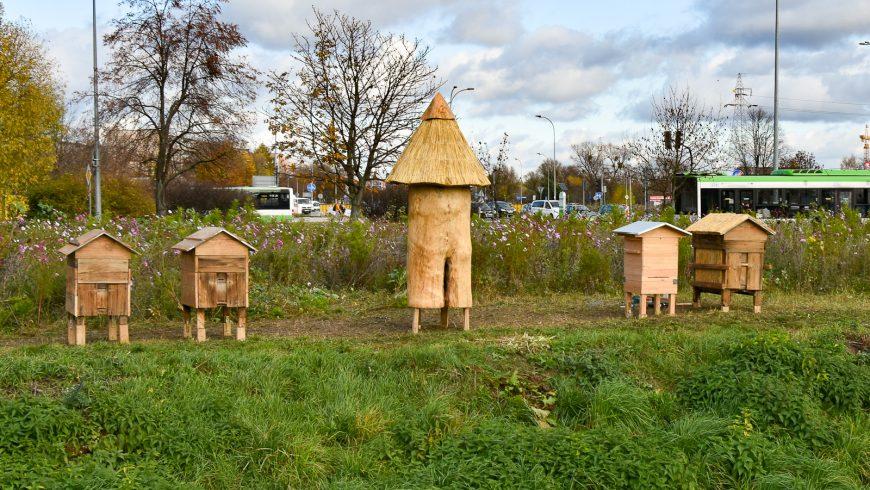 Ule i pszczoły w Białymstoku