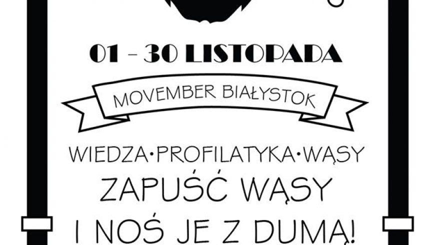 Movember Białystok