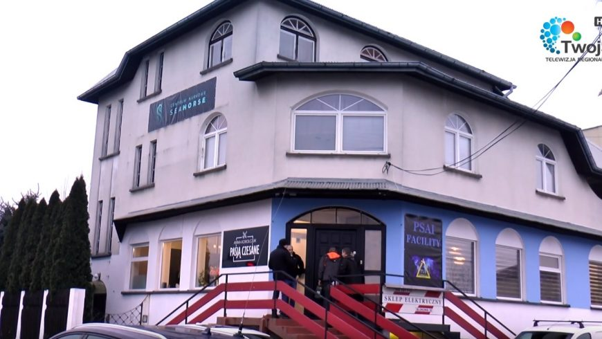 Największe Centrum Nurkowe Seahorse w Białymstoku już otwarte!!! ( VIDEO )