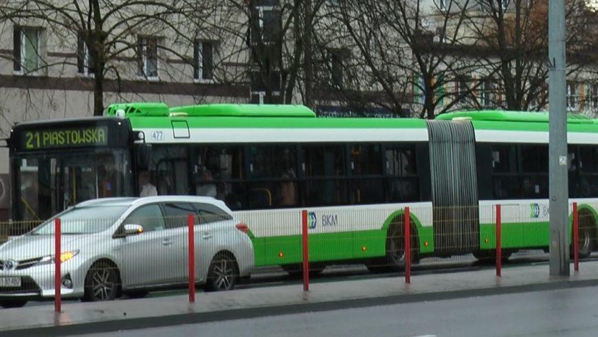 Zmiany w autobusach BKM