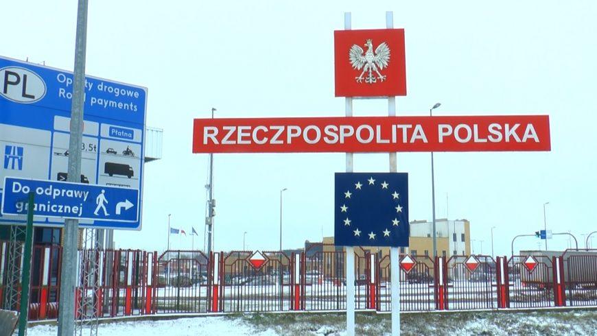 Kontrola na granicy przedłużona o kolejne 20 dni