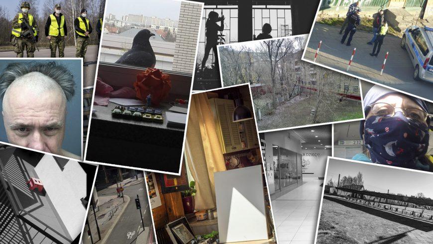 Białostocki Ośrodek Kultury zaprasza do współtworzenia Fotograficznego Atlasu Epidemii!