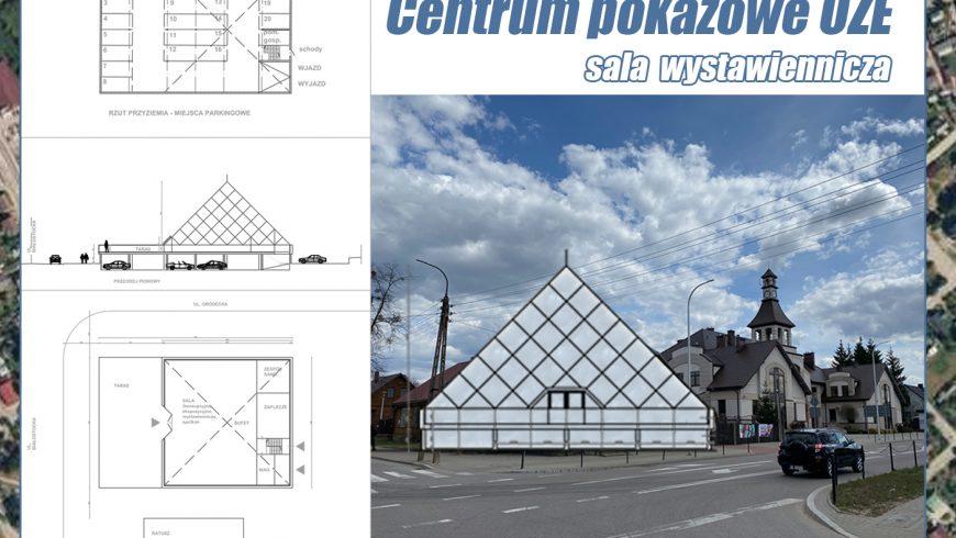 Michałowo chce wybudować Centrum Pokazowe OZE i stara się o środki unijne