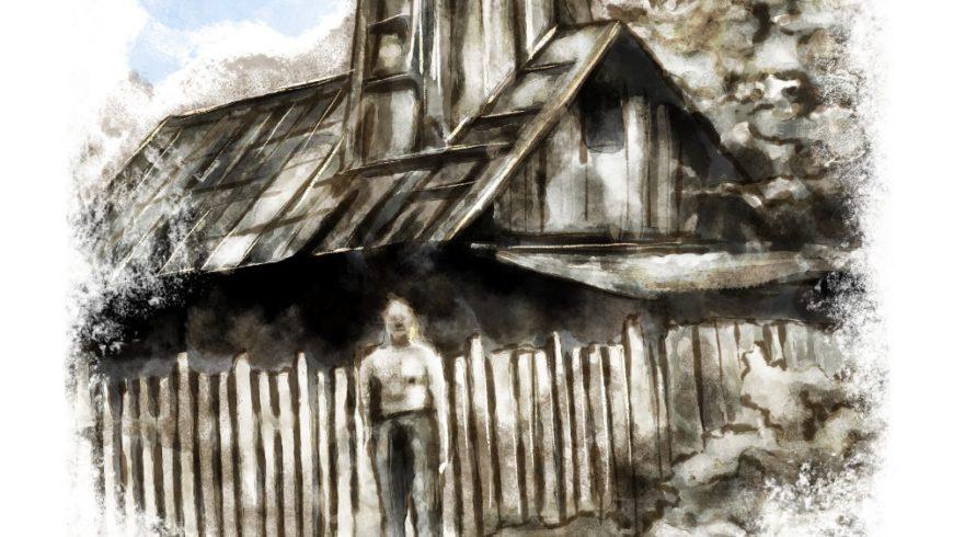 Rudnia projekt – dziedzictwo zatopionych wsi