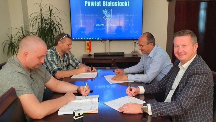 Inwestycje w DPS w Jałówce