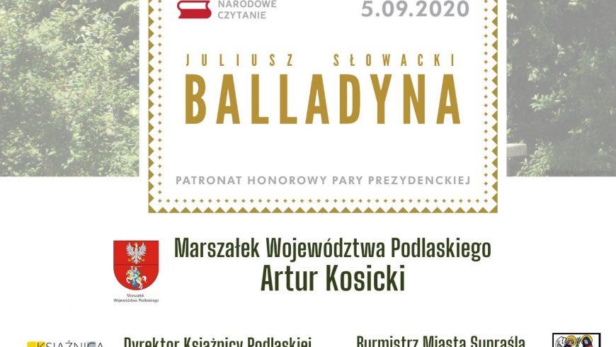 Książka za złotówkę i nagrody dla czytających – zbliża się Narodowe Czytanie 2020