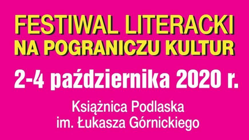 Festiwal literacki w Książnicy Podlaskiej