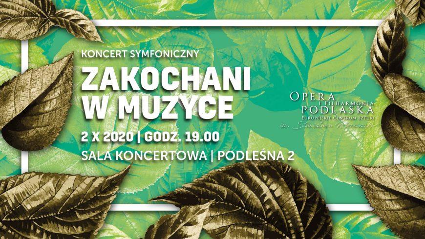Koncert symfoniczny w Operze Podlaskiej