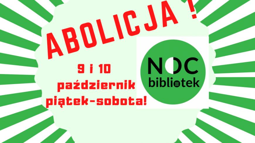 Biblioteka Publiczna w Sokółce ogłasza ABOLICJĘ!