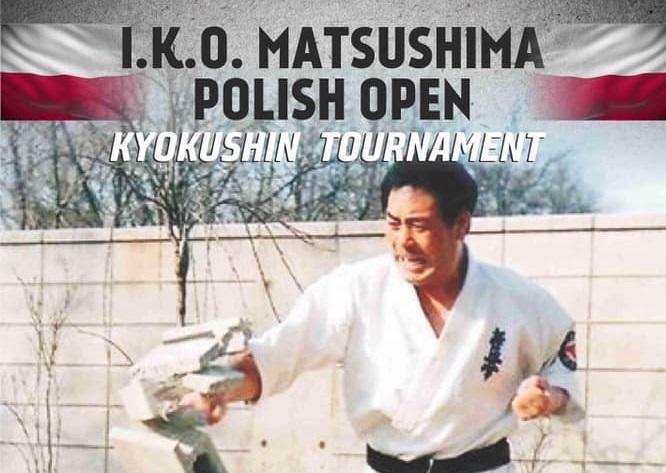 4 edycja Otwartego Turnieju Karate – I.K.O. Matsushima Polish Open ( NA ŻYWO )