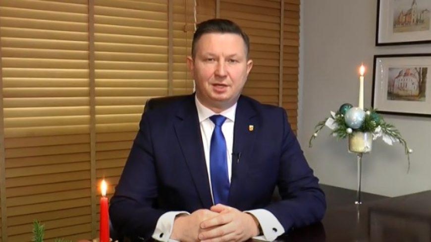 Starosta Białostocki Jan Bolesław Perkowski – Życzenia Bożonarodzeniowe