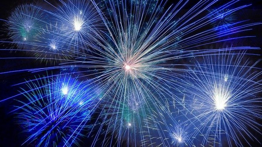 Szczęśliwego Nowego Roku!!!